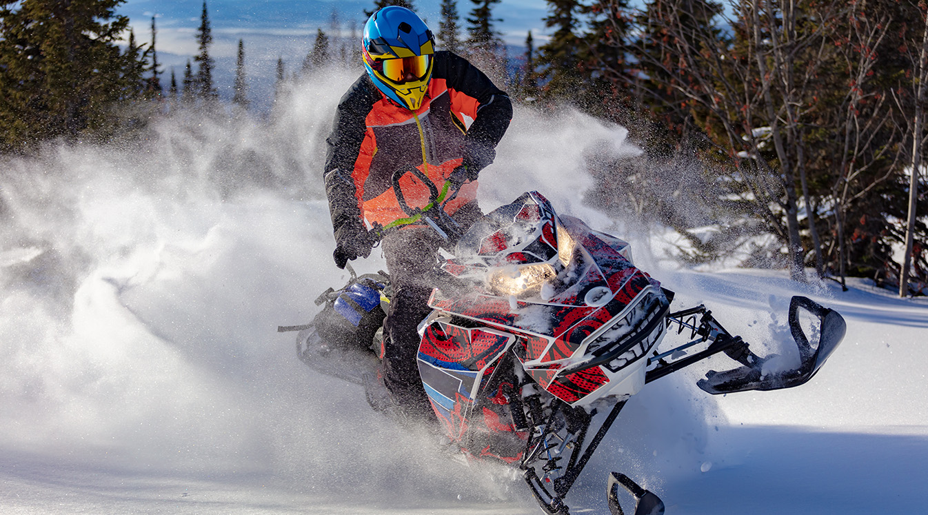 Along for the Ride The Best Places to Snowmobile in the U.S.
