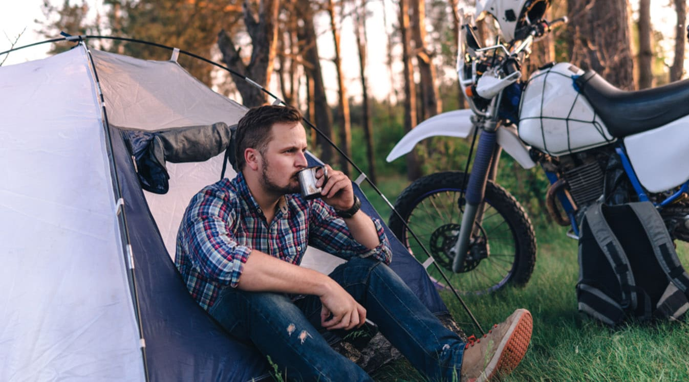 The Ultimate Motorcycle Camping Gear Checklist