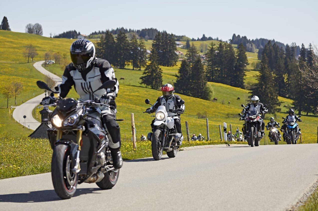 DMC- Riding as a group